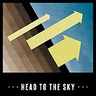 Head To The Sky by morningdance