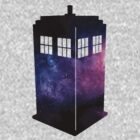 Tardis Galaxy by snailbait