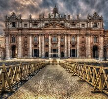 Darkness over the Vatican by Erik Brede