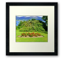 The View Across Lough Swilly Framed Print