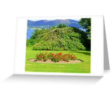 The View Across Lough Swilly Greeting Card