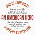 Who Is John Galt? by morningdance