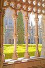 King John I Cloisters of Batalha Monastery. by terezadelpilar~ art & architecture