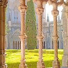 King John I Cloisters of Batalha Monastery. by terezadelpilar~ art & architecture