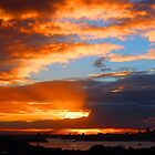 A wonderful Sydney sunset by jozi1