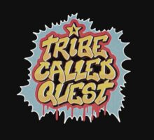 A Tribe Called Quest Logo by sarora