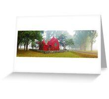 Gostwyck Chapel, Armidale, New South Wales, Australia Greeting Card