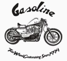 Gasoline Scooters & Motorcycles by GASOLINE DESIGN