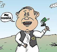 Le retour de Nawaz SHARIF by Binary-Options