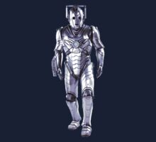 Cyberman - Pastel Blue by Marjuned