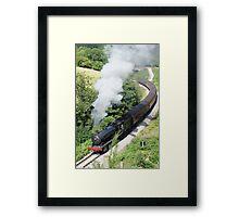 Goathland Railway Framed Print
