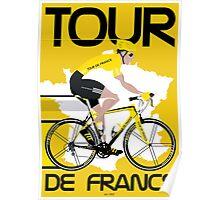 Tour De France Poster