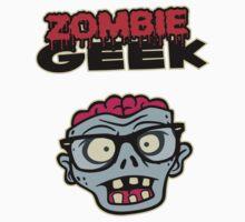 Zombie Geek Kids Clothes