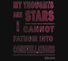 My thoughts are stars... by KaterinaSH