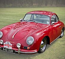 Porsche 1600 Super by vivsworld