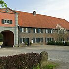 Haus Meer, Meerbusch, NRW, Germany. by David A. L. Davies