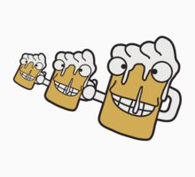Funny Comic Beers by Style-O-Mat