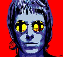 Liam Gallagher by thepurposemaker
