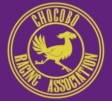 Chocobo Racing Association by TeesBox