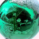 green sphere by globeboater