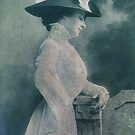 A Lady Ponders by Sarah Vernon