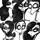 Alyssa's Faces by Hannah Chusid