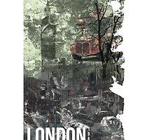 London, 1968 by Oskar Strom