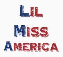 Lil' Miss America by CreatingRayne