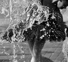 Dancing Water by Victoria Rudd