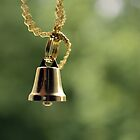 golden bell by andrea-ioana