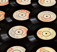 Vinyl records by TilenHrovatic