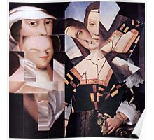 Loving David Hockney. Poster