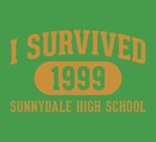 I Survived Sunnydale High Kids Clothes