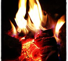 FullMoon Fire by ambersyard