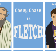 Fletch Sticker