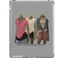 Dream Girl ~ without a brain + shopping APP iPad Case/Skin