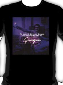 Giorgio By Moroder T-Shirt