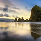 Cannon Beach by Joseph T. Meirose IV