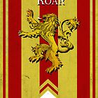 House Lannister: Hear Me Roar by accioloki