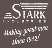 Stark Industries Iron Man by Untitledemz