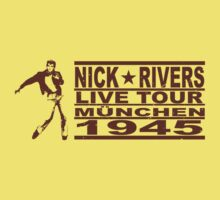 Nick Rivers on Tour Vintage by Faniseto