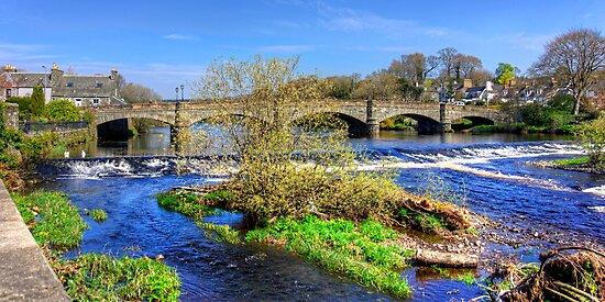 Bridge of Cree by Tom Gomez