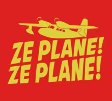 Ze Plane, Ze Plane by TeesBox