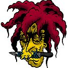 Shrunken Sideshow Bob by ghostfreehood