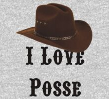 'I Love Posse' SuperNatural Dean Quote by Mishamigoss