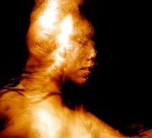 Quan Yin Flame  by Tu -  Masik