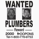 Super Mario Plumbers - Wanted by clayorrnot