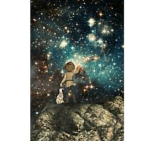 Stargazing Photographic Print
