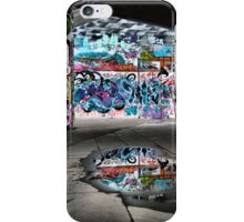 London Southbank Skate Graffiti iPhone Case/Skin