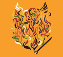 Paint a Fire! by creativenergy